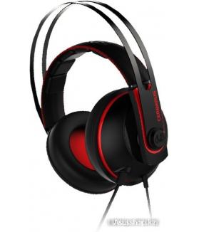Наушники с микрофоном ASUS Cerberus v2 (красный)