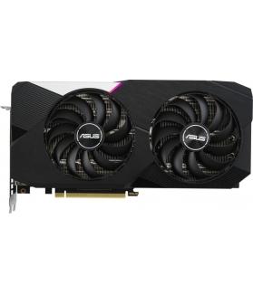 Видеокарта ASUS Dual GeForce RTX 3060 Ti V2 OC Edition 8GB GDDR6