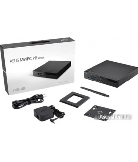 Компактный компьютер ASUS Mini PC PB50-BR021MV
