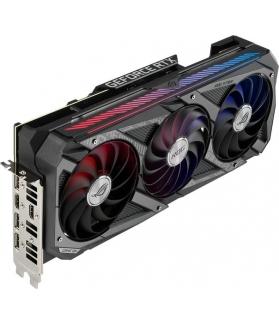 Видеокарта ASUS ROG Strix GeForce RTX 3060 Ti V2 OC Edition 8GB GDDR6 LHR