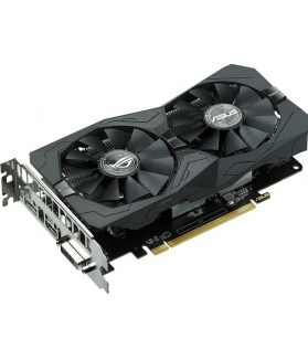 Видеокарта ASUS ROG Strix Radeon RX 560 4GB GDDR5 [ROG-STRIX-RX560-4G-GAMING]