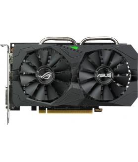 Видеокарта ASUS ROG Strix Radeon RX 560 4GB GDDR5 [ROG-STRIX-RX560-O4G-GAMING]