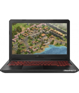Ноутбук ASUS TUF Gaming FX504GD-E4076