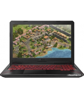 Ноутбук ASUS TUF Gaming FX504GD-E41075