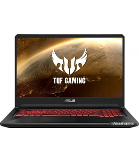 Ноутбук ASUS TUF Gaming FX705DY-AU017T