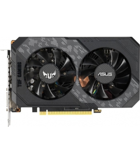 Видеокарта ASUS TUF Gaming GeForce GTX 1660 OC 6GB GDDR5 TUF-GTX1660-O6G-GAMING
