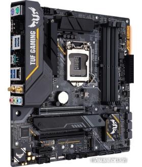 Материнская плата ASUS TUF Z390M-Pro Gaming (Wi-Fi)