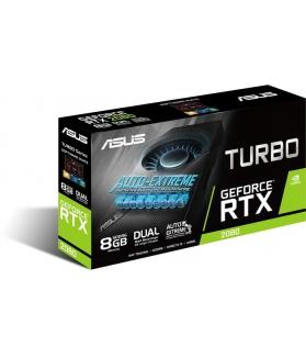 Видеокарта ASUS Turbo GeForce RTX 2080 Evo 8GB GDDR6 TURBO-RTX2080-8G-EVO