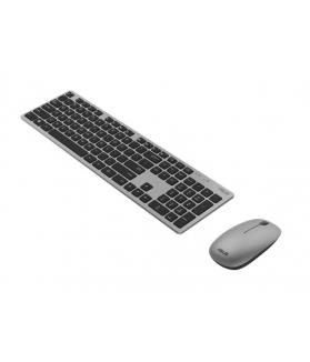Мышь + клавиатура ASUS W5000 (серый)