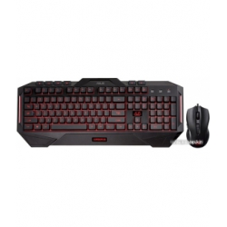 Мышь + клавиатура ASUS Cerberus Combo