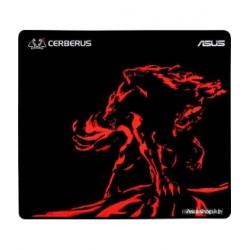 Коврик для мыши ASUS Cerberus Mat Plus (черный/красный)