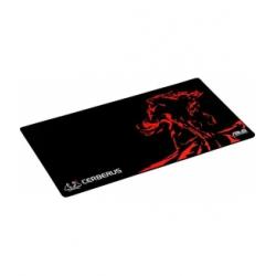 Коврик для мыши ASUS Cerberus Mat XXL (черный/красный)