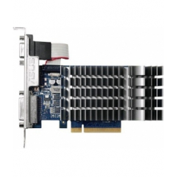 Видеокарта ASUS GeForce GT 710 1GB DDR3 [710-1-SL-BRK]
