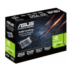 Видеокарта ASUS GeForce GT 730 2GB GDDR5 [GT730-SL-2GD5-BRK]