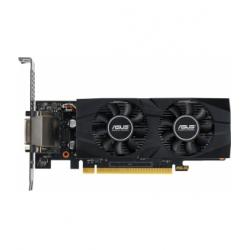 Видеокарта ASUS GeForce GTX 1650 OC edition 4GB GDDR5 GTX1650-O4G-LP-BRK