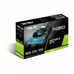 Видеокарта ASUS Phoenix GeForce GTX 1660 6GB GDDR5 PH-GTX1660-6G