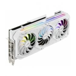Видеокарта ASUS ROG Strix GeForce RTX 3080 V2 White OC Edition 10GB GDDR6X