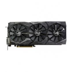 Видеокарта ASUS ROG Strix Radeon RX 580 8GB GDDR5 [ROG-STRIX-RX580-O8G-GAMING]