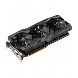 Видеокарта ASUS ROG Strix RX 590 8GB GDDR5 ROG-STRIX-RX590-8G-GAMING