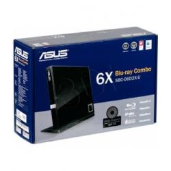 Оптический накопитель ASUS SBC-06D2X-U