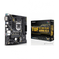 Материнская плата ASUS TUF H310M-Plus Gaming R2.0