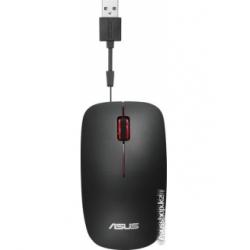 Мышь ASUS UT300 (черный/красный)