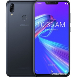 Смартфон ASUS ZenFone Max (M2) 3GB/32GB ZB633KL (черный)