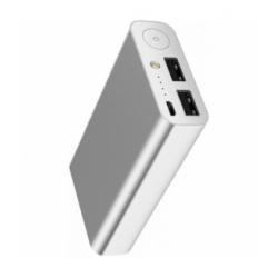 Портативное зарядное устройство ASUS ZenPower Pro 10050mAh (серебристый)